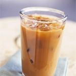 Кофе без кофеина со льдом