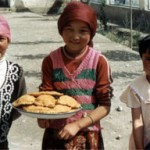 Рецепт киргизского чая со сливками