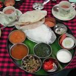 Индийский чай с буйволиным молоком