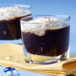 Употребление кофе и рома