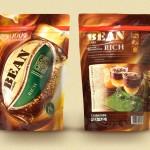 Кофе Great Bean в упаковке дой пак
