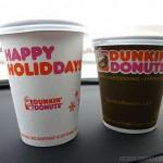 Кофе Dunkin Donuts
