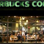 Starbucks — кофейни под контролем