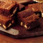 Рецепт кофейных пирожных с начинкой из белого шоколада