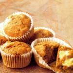 Рецепт приготовления кофейных кексов с орешками макадамии