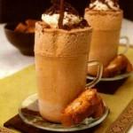 Кофейное охлажденное суфле