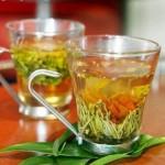 Китайцы любят цветочный чай