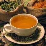 Волшебный травяной чай