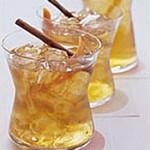 Холодный чай с медом