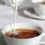 Похудеть на чае с молоком
