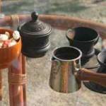 Учимся готовить восточный кофе