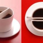 Чашка кофе для влюбленных