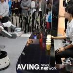 CAFERO: робот-официантка для кафе