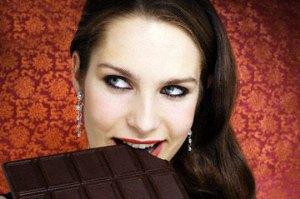 Шоколад - пища для ума