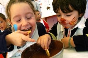 Фестиваль шоколада в Португалии