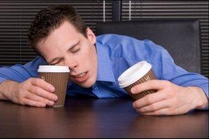 Отчего от кофе иногда хочется спать?